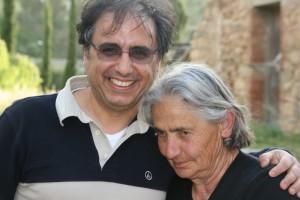 Giuseppe en zijn mama
