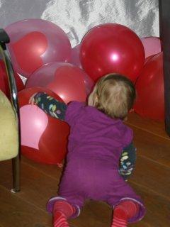Mijn Eerste Verjaardag Weblog Van Jente