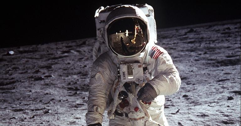 20 juli 1969 - Eerste mens op de maan