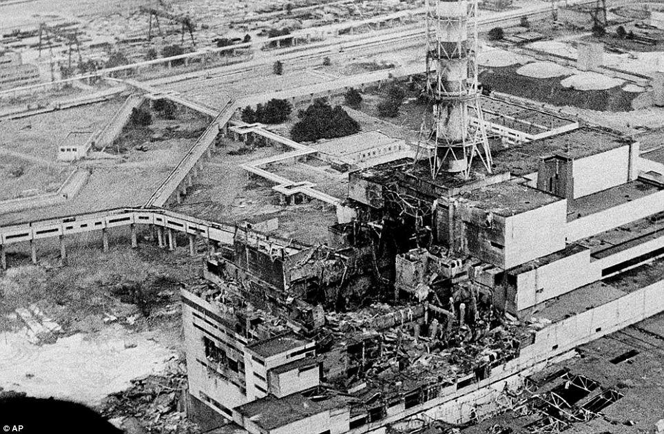 26 april 1986 - Tsjernobyl kerncentrale ontploft