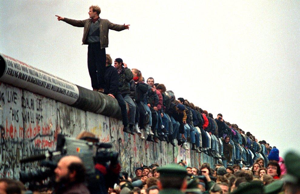 9 november 1989 - De val van de muur