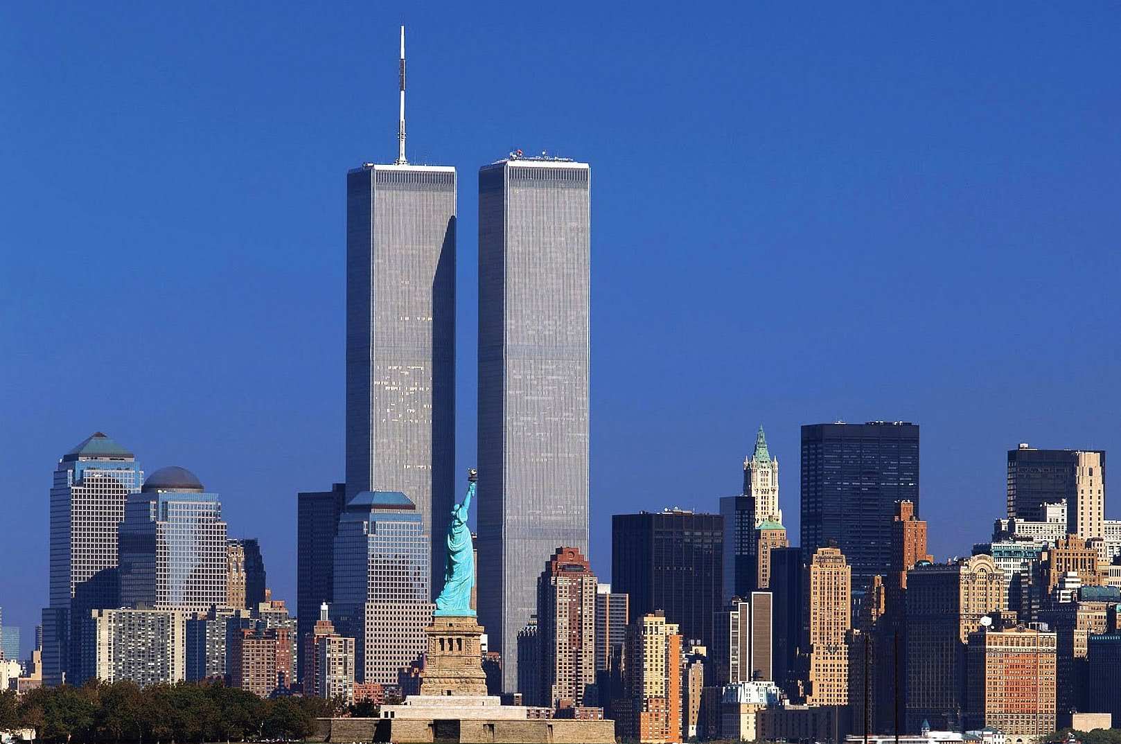 11 september 2001- Aanslagen Twin Towers