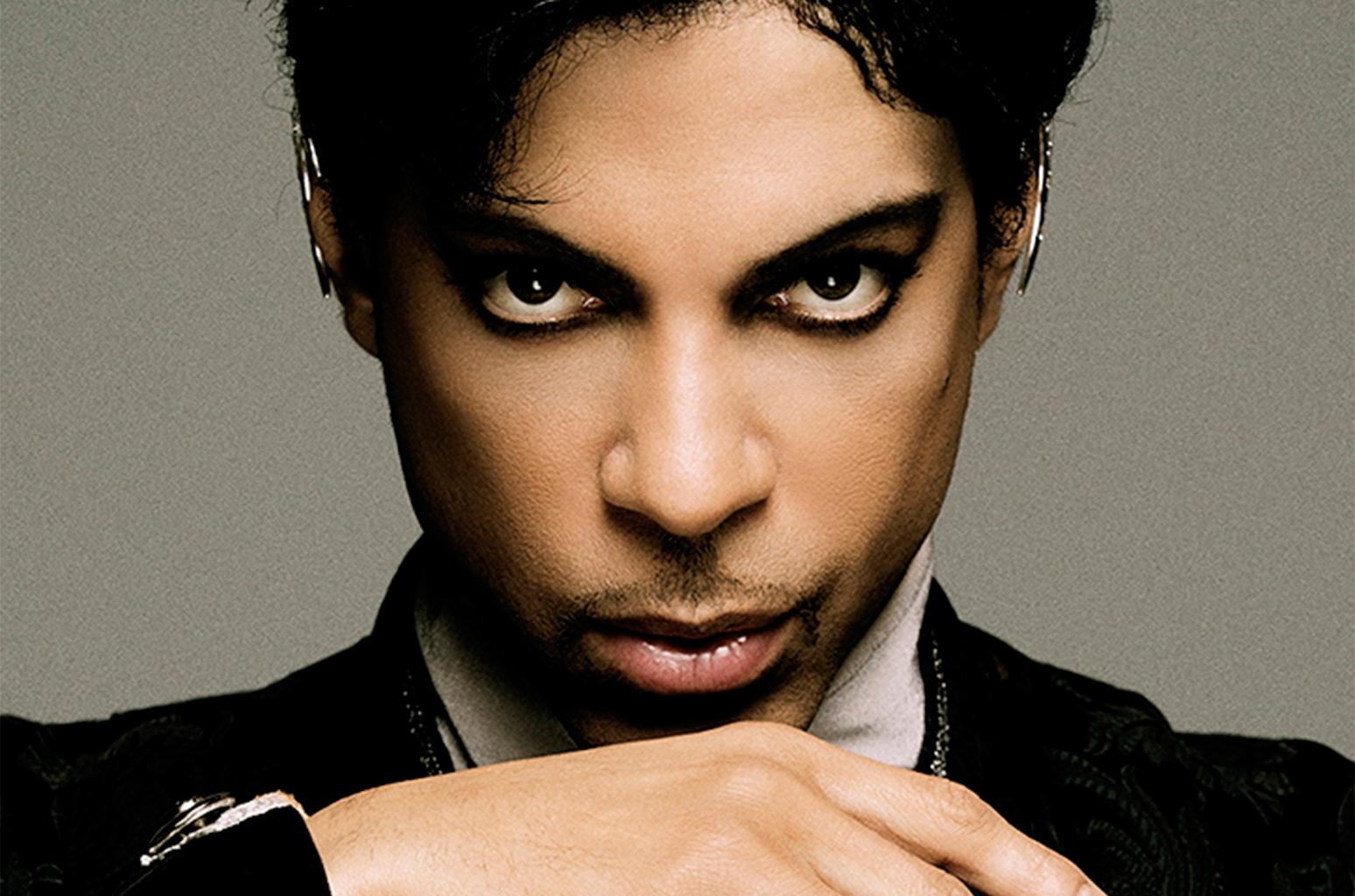 21 april 2016 - Prince overleden